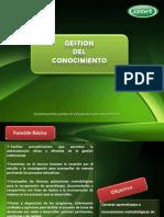 GESCON presentacion