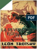 Trotsky Leon - La - Revolucion Española