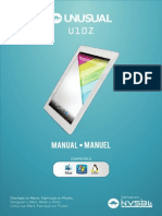 Unusual u10z - Manual 2013-13-7