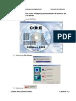 Ejercicio1_Conocer Como Instalar El Administrador de Licencia de CADWorx 2006 en El Server