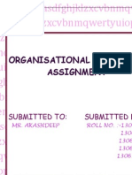 Ob Assignment