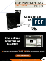 Cas Pratiques Internet Marketing 2009