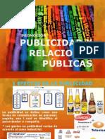 Promoción Publicidad y Relaciones Públicas