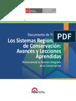 Sistemas Regionales de Conservación - Avances y Lecciones Aprendidas