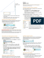 Guia de Consulta Rápida Lync 2010