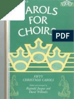 Carols for Choirs I