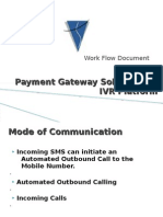 Payment Gateway Solutions on IVR Platform