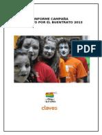 Informe GG Campaña Buentrato 2013A