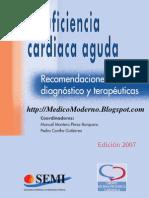 Insuficiencia Cardiaca Recomendaciones 2007