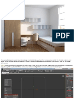 How to Create a Kids Room With 3ds Max