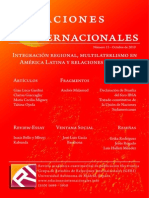 Integración Regional, Multilaterlismo En