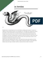 CRIPTOZOOLOGIA_ Os Mitos e as Lendas