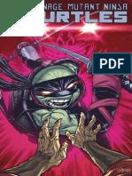 Teenage Mutant Ninja Turtles #36 Preview