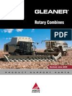 Gleaner Rotary Combines - AGCO Parts