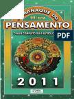 Almanaque Do Pensamento - 2011