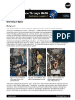 background-reading -exercising-in-space