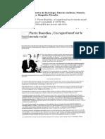 Tp Práctica Sociología, Cs. Jurídicas, Historia, Cs. Económicas, Filosofía Texto