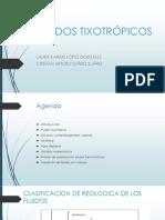 FLUIDOS TIXOTRÓPICOS (1)