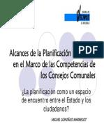 PresentacionPlanificacionMunicipalMarregot