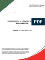 Diagnostico de La Situacion Actual de La Firma Digital.doc