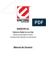 Enxdvr-4c User Manual Sp100831