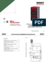 Manual Instalare Cazan BURNiT WBS Active