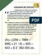 210024190 Procesador de Textos