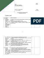 Planif Anuala II Si III