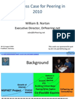 A Business Case for Peering.ppt