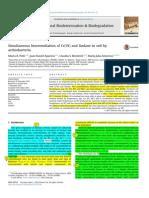 2014... Polti, Simultaneous Bioremediation of Cr(VI) and Lindane