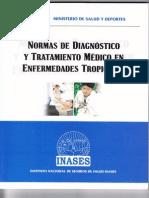 Norma de Diagnostico y Tratamiento en Enfermedades Tropicales