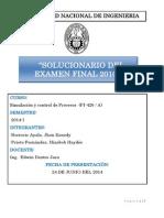 -Solucionario Del Examen 2010-2