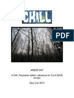 Chill Arbor Day