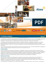 Alsea20140304 - Project Pollo - Presentacion Roadshow