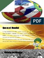 Presentación Del Mundial
