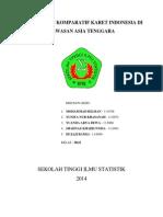 Paper Keunggulan Komparatif Karet Indonesia