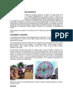 Costumbres y Tradiciones de Los 22 Departamentos de Guatemala