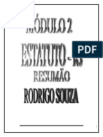 Estatuto Rj Comentado Rodrigo Sousa
