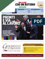 STADIO/CORRIERE DELLO SPORT Inserto Ritiri 16/07/2014