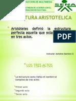 estructura aristotelica
