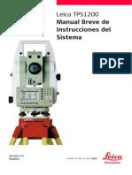 TPS1200 SysField Es