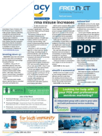 Pharmacy Daily for Fri 18 Jul 2014 - Pharma misuse increases, Hosp to integrate iPharmacy, Asthma tool, Events Calendar and much more