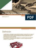 ALBAÑILERIA CONFINADA