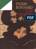 Pierre Bonnard the Graphic Art