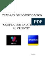 Investigacion Atencion Al Cliente