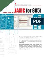 Mikrobasic 8051 Manual v101-35305