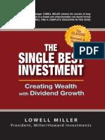 SBI Single Best Investment Miller