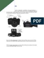 Parts of a Camera