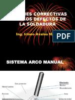 2 Accionescorrectivasparadefectosdesoldadura 090310093226 Phpapp01 (2)