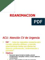 10ª CLASE Principios Reanimación
